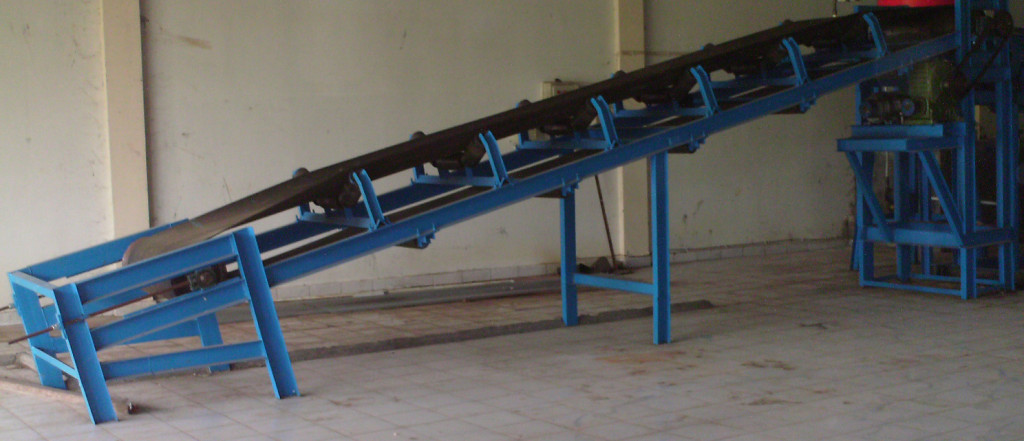 Supply and Fabrication Conveyor Belt Unit