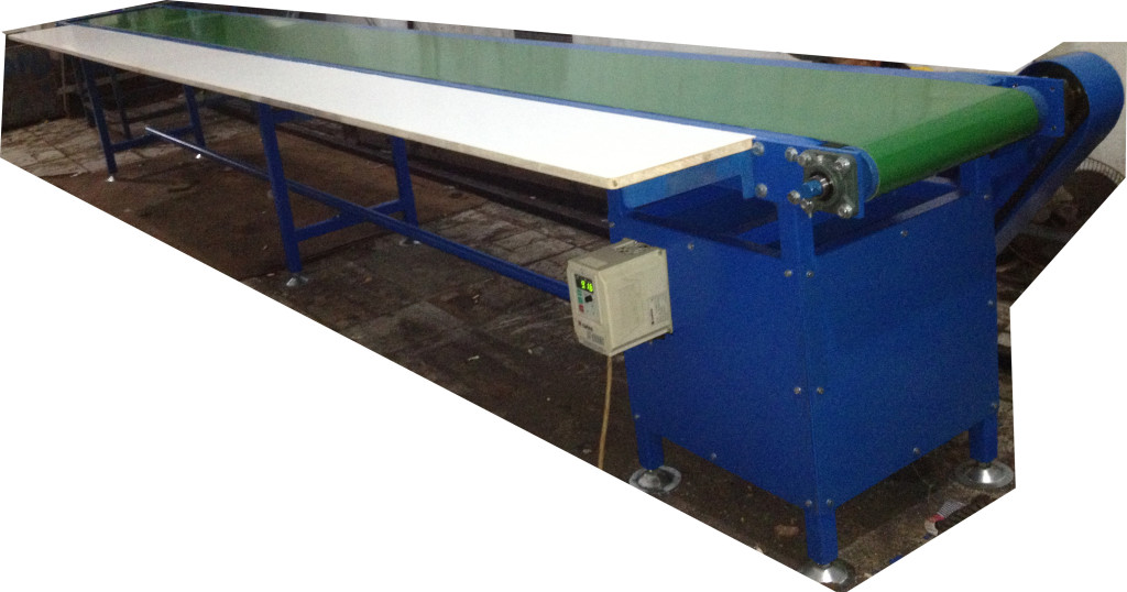 Supply and Fabrication PVC Conveyor Belt Unit